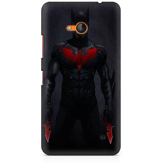 CopyCatz Batman Beyond Premium Printed Case For Nokia Lumia 640
