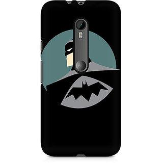 CopyCatz Batman Bond Style Premium Printed Case For Moto X Play