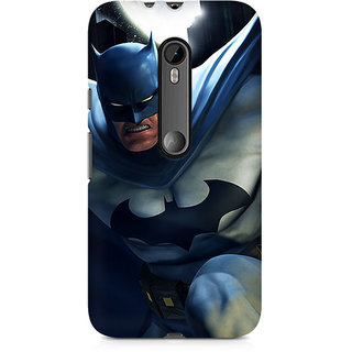 CopyCatz Batman In DC Universe Premium Printed Case For Moto X Play
