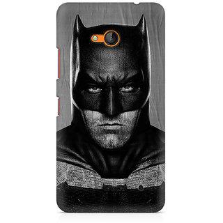 CopyCatz Batman The Dark Crusader Premium Printed Case For Nokia Lumia 640