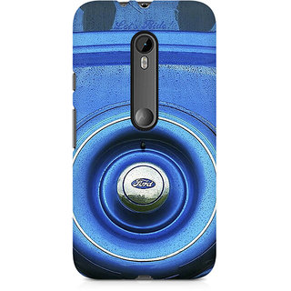 CopyCatz Ford Premium Printed Case For Moto X Style