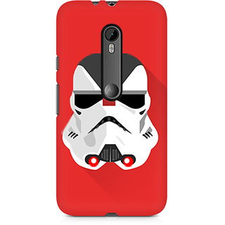 CopyCatz Imperial Jump Trooper Premium Printed Case For Moto X Force
