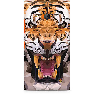 CopyCatz Roaring Tiger Premium Printed Case For Nokia Lumia 730