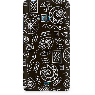 CopyCatz Primitive Symbols Premium Printed Case For Nokia Lumia 540