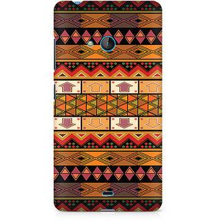 CopyCatz Vintage Tribal Arrow Premium Printed Case For Nokia Lumia 540