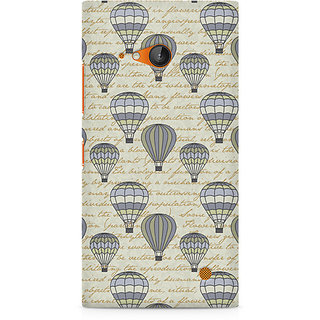 CopyCatz Balloon Scripture Premium Printed Case For Nokia Lumia 730