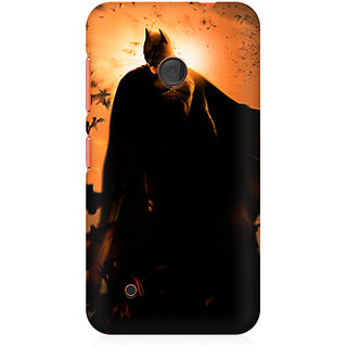CopyCatz Batman With Bats Premium Printed Case For Nokia Lumia 530