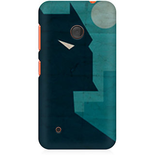 CopyCatz Dark Knight Premium Printed Case For Nokia Lumia 530