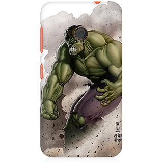 CopyCatz Hulk The Destroyer Premium Printed Case For Nokia Lumia 530