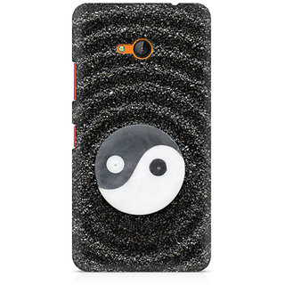 CopyCatz Yin And Yang Stones Premium Printed Case For Nokia Lumia 640