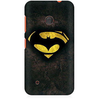 CopyCatz Batman Vs Superman Dawn Of Justice Premium Printed Case For Nokia Lumia 530