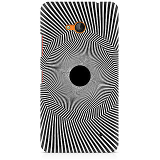 CopyCatz Black Hole Illusion Premium Printed Case For Nokia Lumia 640