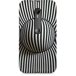 CopyCatz Illusion Sphere Premium Printed Case For Moto X Style