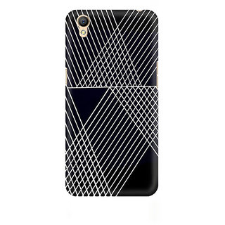 CopyCatz Reflecting Lines Premium Printed Case For Oppo A37