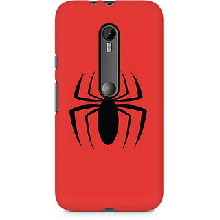 CopyCatz SpiderMan Spider Premium Printed Case For Moto X Force