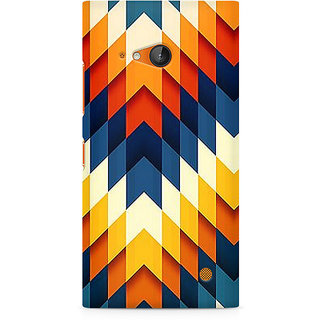 CopyCatz Up Or Down Premium Printed Case For Nokia Lumia 730
