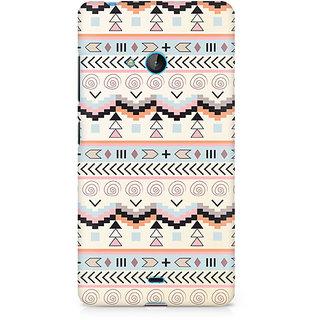 CopyCatz Tribal Chic07 Premium Printed Case For Nokia Lumia 540