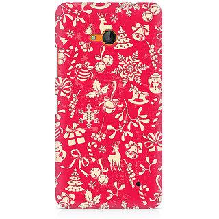 CopyCatz Gift Wrapped Christmas Premium Printed Case For Nokia Lumia 640