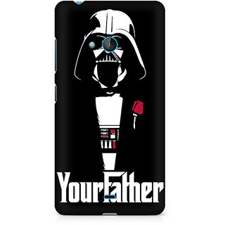 CopyCatz Your Father Premium Printed Case For Nokia Lumia 540