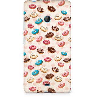 CopyCatz Colorful Cupcakes Premium Printed Case For Nokia Lumia 540