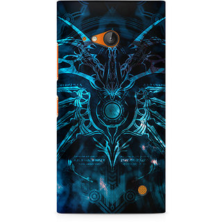 CopyCatz Abstract Pattern Premium Printed Case For Nokia Lumia 730