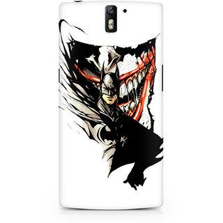 CopyCatz Joker Batman Abstract Premium Printed Case For OnePlus One