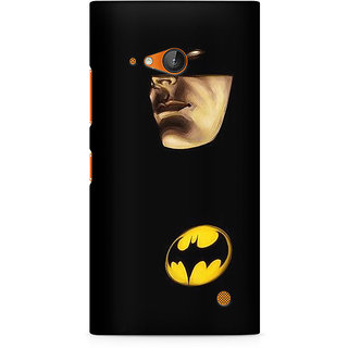 CopyCatz Dark Batman Premium Printed Case For Nokia Lumia 730
