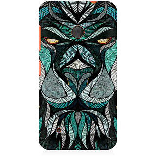 CopyCatz Lion Mighty Premium Printed Case For Nokia Lumia 530