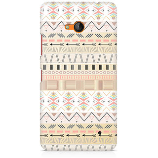 CopyCatz Tribal Chic02 Premium Printed Case For Nokia Lumia 640