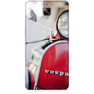CopyCatz Vespa Front Premium Printed Case For OnePlus Three