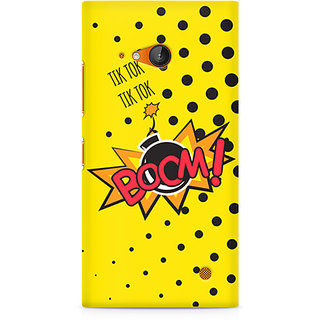 CopyCatz Boom Premium Printed Case For Nokia Lumia 730