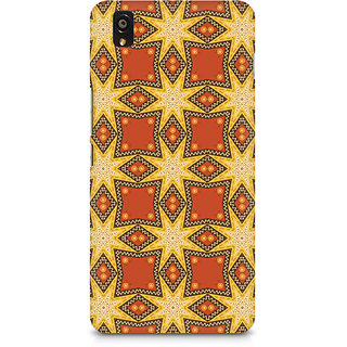 CopyCatz Tribal Geometric Premium Printed Case For OnePlus X