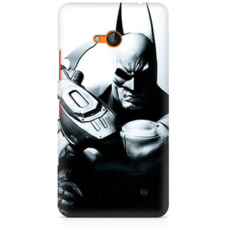 CopyCatz Batman Arkham City Premium Printed Case For Nokia Lumia 640