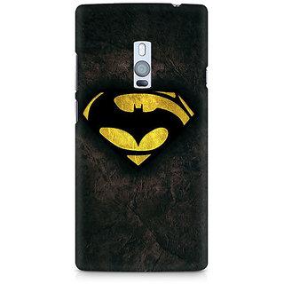 CopyCatz Batman Vs Superman Dawn Of Justice Premium Printed Case For OnePlus Two