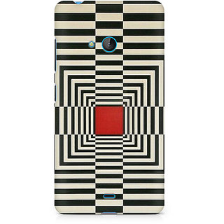 CopyCatz Box Illusion Premium Printed Case For Nokia Lumia 540