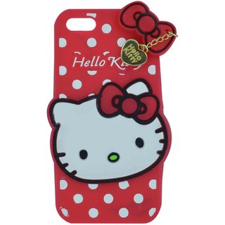 78fd72c62 Style Imagine Hello Kitty 3D Designer Back Cover For iPhone 6 iPhone 6s -  Red