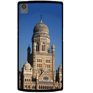 Ayaashii Palace Back Case Cover for One Plus X::One + X