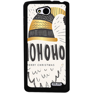 Ayaashii HoHoHo Merry Chirstmas Back Case Cover for LG L90