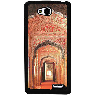 Ayaashii Beautiful Inner Architect Back Case Cover for LG L90