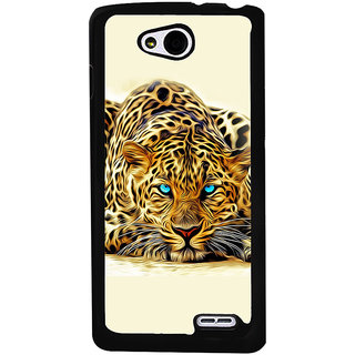 Ayaashii Animated Tiger Back Case Cover for LG L90