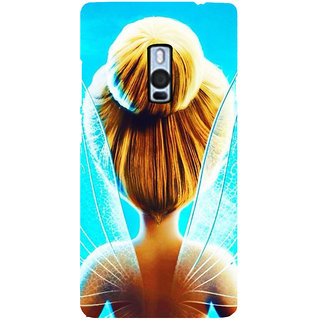 Ayaashii Pari Girl Back Case Cover for One Plus Two::One Plus 2::One+2