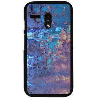 Ayaashii Paint Art Back Case Cover for Motorola Moto G X1032::Motorola Moto G (1st Gen)