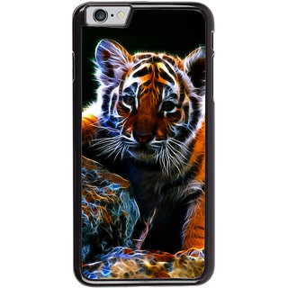 Ayaashii Animated Tiger Back Case Cover for Apple iPhone 6