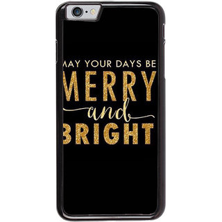 Ayaashii May Ur Days Be Back Case Cover for Apple iPhone 6