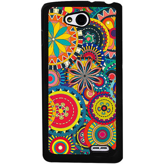 Ayaashii Trible Pattern Back Case Cover for LG L90