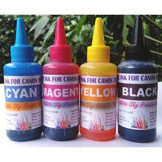 Printer Refill Ink for Canon PG 745 746, PG 47  CL 57, PG 740  CL 741 (400ML)