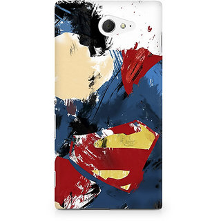 CopyCatz SpiderMan Spider Premium Printed Case For Sony Xperia M2 S50h