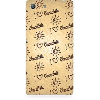 CopyCatz Chocolate Overflow Premium Printed Case For Sony Xperia M5