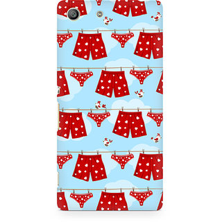 CopyCatz I Love Chocolate Premium Printed Case For Sony Xperia M5