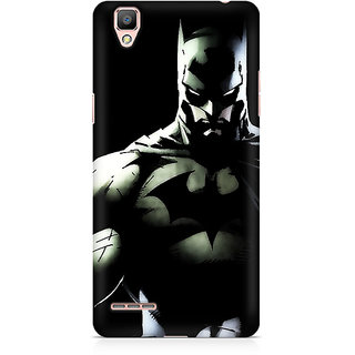 CopyCatz Batman Intense Premium Printed Case For Oppo F1